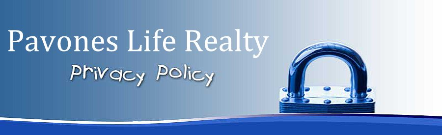 Pavones Life Realty Privacy Policy